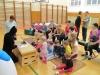 Cvičení rodičů a dětí